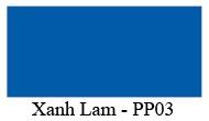 Màu Xanh Lam - PP03 - Nội thất 190