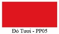Màu Đỏ Tươi - PP05- Nội thất 190