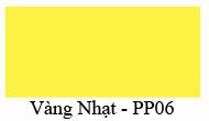Màu Vàng Nhạt - PP06 - Nội thất 190