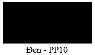 Màu Đen - PP10 - Nội thất 190